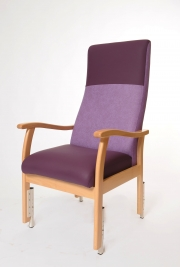meath chair height adjustable