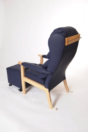 troytown waterfall chair