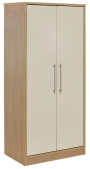 Tiffaney 2 Door Wardrope