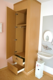 Fitted Bespoke Unit